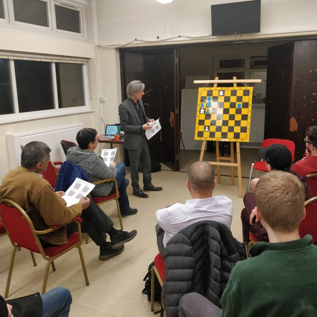 May 2019 – Hammersmith Chess Club
